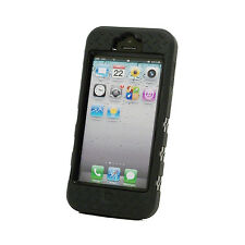 Gecko Tradie Rugged Tough Case Shockproof for Apple/iphone 5 5s SE Cover Black