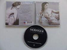 CECILIA BARTOLI Sacrificium 4781522 CD ALBUM