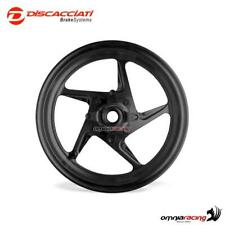 "Rear wheel 12"" DIscacciati black color axle hole 3,00"" for Honda CRF150 Motard"