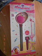 Child favourite microphone, new and in packaging.