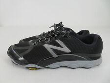 New Balance Minimus M1010BK Black Running Shoes Vibram Soles Mens Size 13 2E