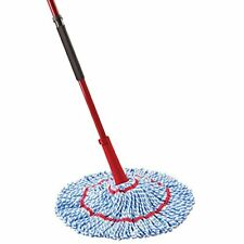 MOP Microfiber Twist Wet Mops, Cleans up dirt and dust on the first pass