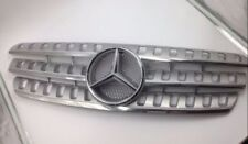 chrome fit Mercedes W163 ML320 M class 1998-2005 front grille mesh grill vent