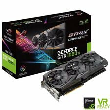 Asus nVidia GeForce GTX 1080 Ti ROG Strix 11GB GDDR5X Gaming Graphics Video Card