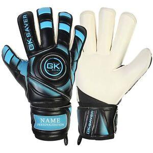 Football Goalkeeper saver Gloves Roll Finger Razer RA3 Professional Gloves