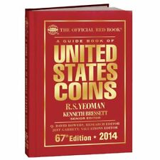 A Guidebook of United States Coins 2014: The Official Red Book by R. S. Yeoman