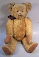 "Super 24 inch IDEAL ""Roosevelt"" Teddy Bear"