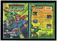 Teenage Mutant Ninja Turtles Vol 11 Ultimate Ninja (Brand New DVD, 2004)