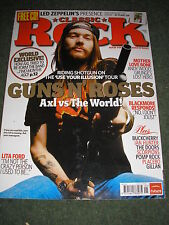 CLASSIC ROCK MAGAZINE MAY 2006-GUNS N' ROSES-LED ZEPPELIN-LITA FORD THE DOORS