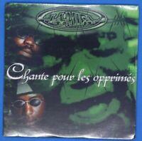 """cd rap """" La mifa Lamifa : Chante pour les opprimés  """" neuf 1996"""
