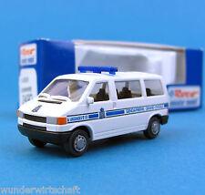 Roco H0 2490 VW T4 Bus GENDARMERIE Luxemburg HO 1:87 OVP Volkswagen Bulli