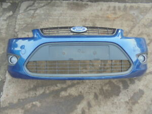 FORD FOCUS 2008 FRONT BUMPER (FRONT) BLUE COLLECTION ONLY