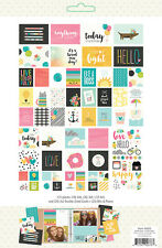 Simple Stories SNAP Collection SNAP Pack Carpe Diem 6623  2016
