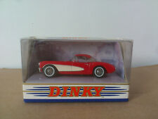 MATCHBOX. THE DINKY COLLECTION **  CHEVROLET CORVETTE 1956  **  NEUF BOITE.