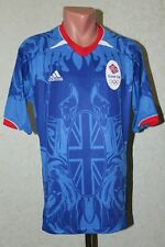 Great Britain Olympic Games Football Shirt Jersey Camiseta Soccer 2011/12 Size M