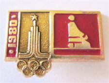 New listing MOSCOW 1980 XXII OLYMPIC GAMES LOGO, JUDO PICTOGRAM PIN