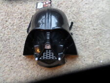 Rubies Star Wars Darth Vader Molded Mask New with Blemished