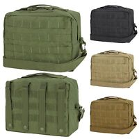 Condor 137 Tactical MOLLE Utility Shoulder Bag Detachable Strap Modular Pack