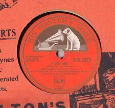 """Beniamino Gigli - O Sole Mio 10"""" Single / 78 RPM"""