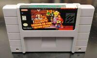 Super Mario RPG: Legend of the Seven Stars SNES Super Nintendo Game Authentic