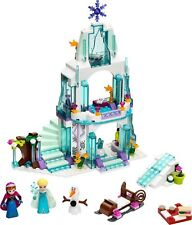 Lego 41062 Disney La Reine des Neiges Elsa Sparkling Ice Castle complet de 2015