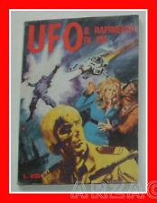 UFO 1 II serie IL RAPIMENTO DI JIM Edifumetto 1974