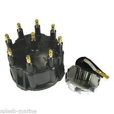 MERCRUISER 5,7 L V8 DONNERKEIL IV & V HEI VERTEILERKAPPE & ROTOR SET 805759Q3