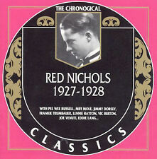 1927-1928 by Red Nichols (CD, Jul-2002, Classics)