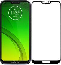 VETRO TEMPERATO PROTEGGI SCHERMO per Motorola Moto G7 Power-Copertura completa-Regno Unito