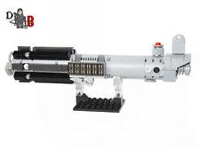 Star Wars Anakin/Luke/Rey TFA custom Graflex Lightsaber made using LEGO parts