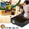UC40+ Pro Mini LED Home Theater Cinema Game Projector HD 1080P HDMI VGA USB Play