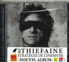 CD 12T HF  THIEFAINE   STRATEGIE DE L'INESPOIR  DE 2014  NEUF SCELLE