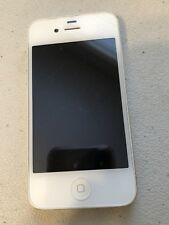 Apple iPhone 4 - 16GB - White (AT&T) A1332 (GSM)-non working