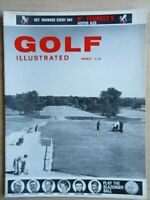 Ferndown Golf Club Dorset: Golf Illustrated Magazine 1966