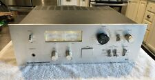 MCS 3835 Modular Component Systems Stereo Integrated Amplifier. Read Description