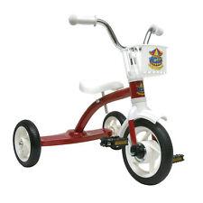 Dreirad in Rot