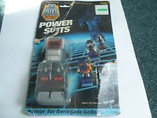 1985 GoBots Power Suits (vintage) Toy