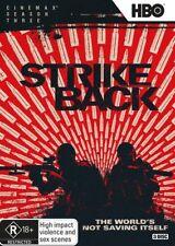 Strike Back : Season 3 (DVD, 2015, 3-Disc Set)