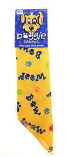 New listing Doggie Dannas Dog Bandana - Osfm Dogs - Yellow - New