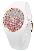 ICE-WATCH Armbanduhr Ice Lo Weiß/Pink M 013431