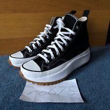 Converse Run Star Hike Black White Gum UK 5 US 5.5 EU 38 WW SHIP