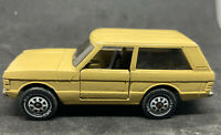 Vintage Siku Germany Range Rover In Magnolia 1:55 Approx Good Condition