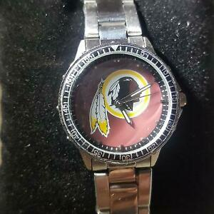 Game Time NEW NFL WASHINGTON REDSKINS LADIES COACH WATCH ADULT