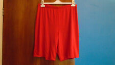 ** Ladies xl K.N.C red shorts in excellent condition **