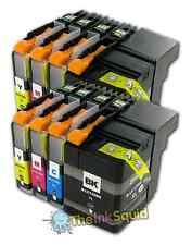 8 LC125XL/LC129XL Conjunto de Cartuchos de tinta para Brother MFCJ 6520DW MFCJ 6720DW Non-Oem