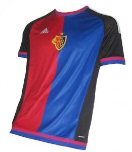 FC Basel Trikot Home Player Issue 2015/17 Adidas L XL