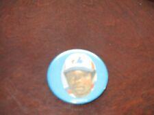 Montreal Expos Warren Cromartie Fryman MLB  Pin Back Button 1970's 80's