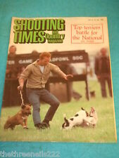 SHOOTING TIMES - TERRIERS BATTLE FOR NATIONAL - MAY 24 1984