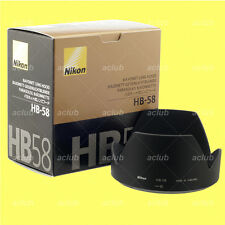 Genuine Nikon HB-58 Lens Hood for AF-S DX 18-300mm f/3.5-5.6G ED VR