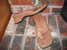 Womens Clarks Leather Shoes Size 8.5M 8.5